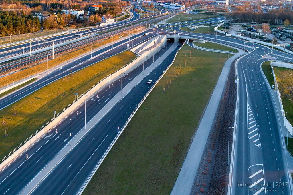 Filtri tee liiklussõlm