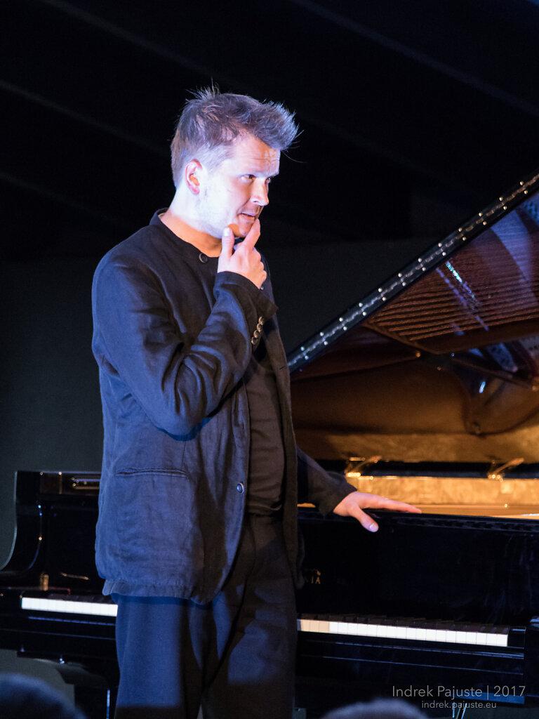 Kristjan Randalu Triigi filharmoonias