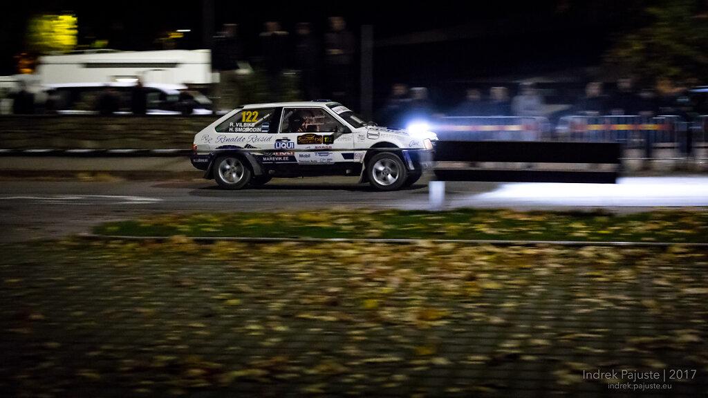 Saaremaa Rally 50