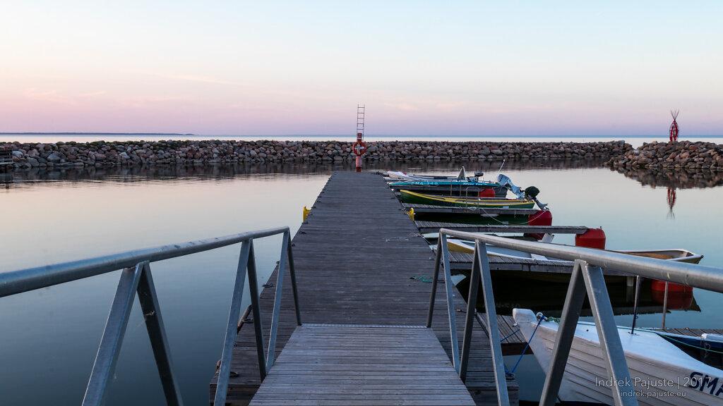 Tallinna Bekkeri sadam ja Kopli liinid