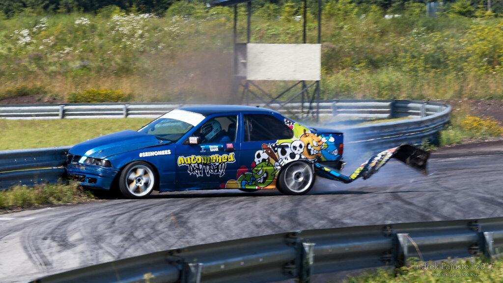 FIA NEZ Drift Championship 2017 Round 1 Tallinn finaalid